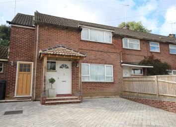 Thumbnail 3 bed semi-detached house to rent in Bockhampton Road, Lambourn, Hungerford