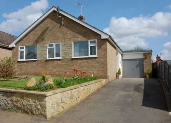 Thumbnail 3 bed detached bungalow for sale in Scott Close, Ravensthorpe, Northampton
