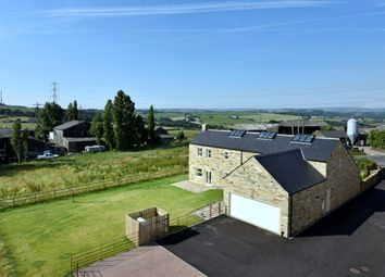 Thumbnail 4 bed barn conversion for sale in Dransfield Hill Farm, Liley Lane, Upper Hopton
