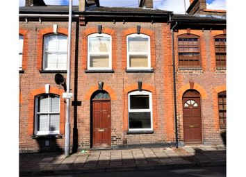 Thumbnail 2 bedroom terraced house for sale in North Street, Luton