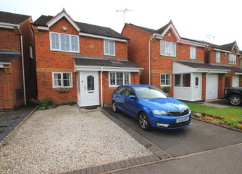 Thumbnail 4 bedroom detached house for sale in Ansell Drive, Longford, Coventry