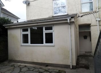 Thumbnail 1 bed flat to rent in Clifden Road, St. Austell