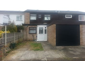 Thumbnail 4 bed terraced house to rent in George Moore Close, Oxford