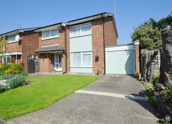 Thumbnail 3 bed detached house for sale in Shoebury Road, Southend-On-Sea