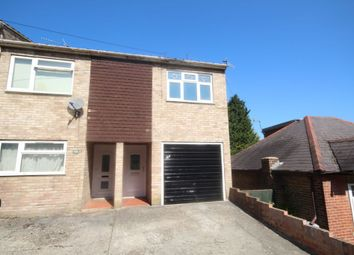 Thumbnail 2 bed end terrace house for sale in Dagmar Road, Chatham