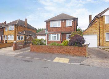 Thumbnail 4 bed detached house for sale in Charville Lane West, Hillingdon, Uxbridge