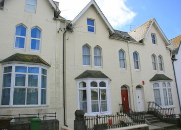 Thumbnail 1 bedroom flat to rent in Napier Terrace, Mutley, Plymouth