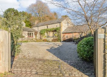 Thumbnail 4 bed barn conversion for sale in Court Lane, Ashford-In-The-Water, Bakewell