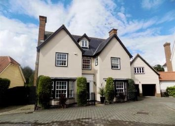 Thumbnail 6 bed detached house for sale in Little Waltham, Chelmsford, Essex