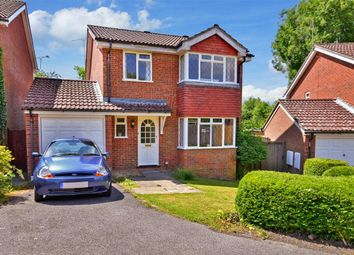 Church Fields, Nutley, East Sussex TN22. 4 bed detached house