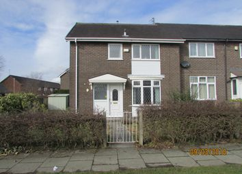 Thumbnail 2 bed end terrace house to rent in Newcastle Walk, Denton