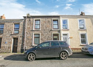 Thumbnail 4 bed terraced house for sale in East Charles Street, Camborne, Cornwall