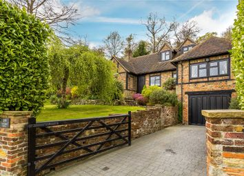 Thumbnail 4 bed detached house for sale in Dome Hill Peak, Caterham, Surrey