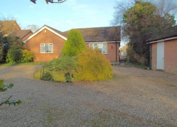 Thumbnail 2 bed bungalow for sale in Costessey, Norwich, Norfolk