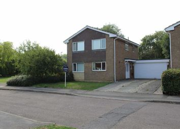 Thumbnail 4 bed detached house to rent in Eastmere, Swindon