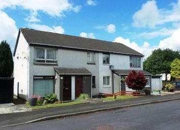 Thumbnail 2 bed flat to rent in Hallidale Crescent, Deanpark, Renfrew