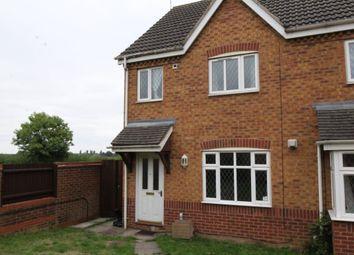 Thumbnail 3 bedroom property to rent in Dixon Road, Kingsthorpe, Northampton