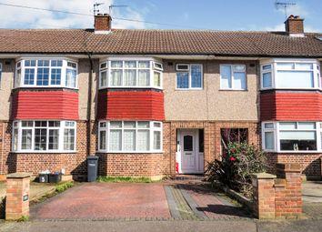 3 bed terraced house for sale in Rodney Crescent, Hoddesdon EN11