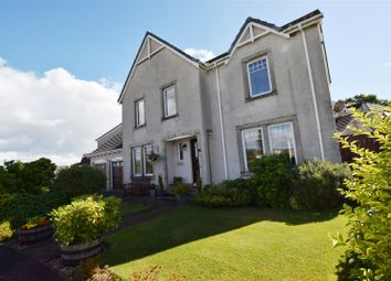 Thumbnail 4 bed detached house for sale in Millhill Drive, Greenloaning, Dunblane