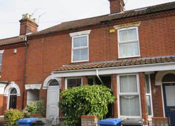 Thumbnail 4 bed terraced house to rent in Merton Road, Norwich