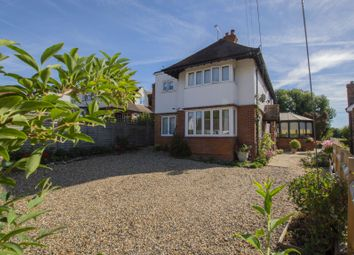 Thumbnail 4 bed detached house for sale in The Avenue, Mortimer Common, Reading