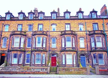 Thumbnail 1 bed flat for sale in West Park Terrace, Falsgrave Road, Scarborough