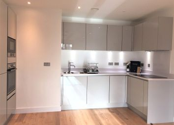 Thumbnail 1 bed flat to rent in Brick Kiln One, Station Road, London