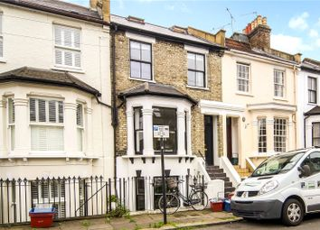 Thumbnail 4 bed terraced house to rent in Coombe Road, London