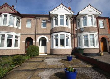 Thumbnail 3 bed terraced house for sale in Ravensdale Road, Poets Corner, Coventry