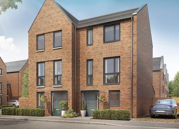 """Thumbnail 4 bed end terrace house for sale in """"Chesterton"""" at Huntingdon Road, Cambridge"""