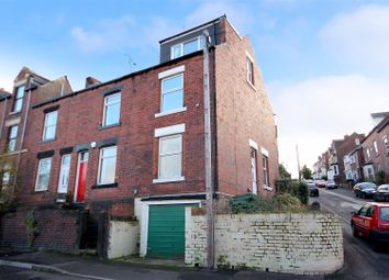 Thumbnail 3 bedroom end terrace house for sale in Newsham Road, Sheffield
