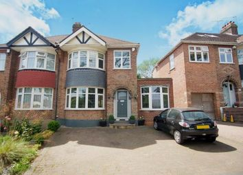 Thumbnail 4 bedroom semi-detached house for sale in Brunswick Park Road, Southgate, London, .