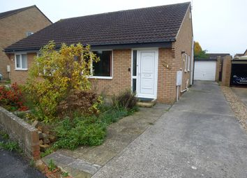 Thumbnail 2 bedroom semi-detached bungalow for sale in Ginge Close, Abingdon