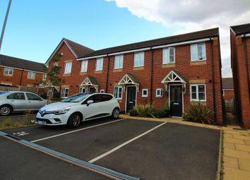 Thumbnail 2 bed town house for sale in Rowhurst Crescent, Talke, Stoke-On-Trent