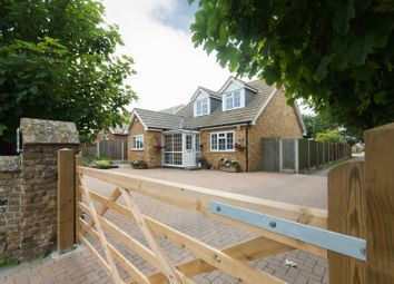 Thumbnail 4 bed detached bungalow for sale in Minster Road, Westgate-On-Sea