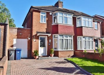 Thumbnail 3 bed semi-detached house to rent in Cheviot Gardens, London