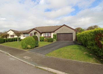 Thumbnail 4 bed detached bungalow for sale in Gregorys Meadow, Launceston