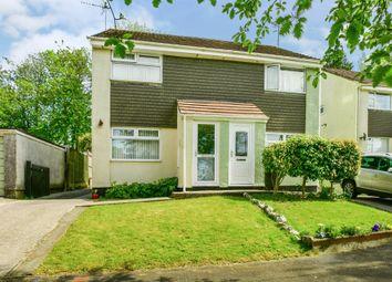 Thumbnail Semi-detached house for sale in Paper Makers Lane, Ivybridge