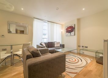 Thumbnail 1 bedroom flat to rent in Cobalt Point, Lanterns Court, 38 Millharbour, London