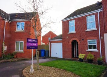 Thumbnail 3 bedroom semi-detached house for sale in Smallwood Close, Heron Cross, Stoke-On-Trent