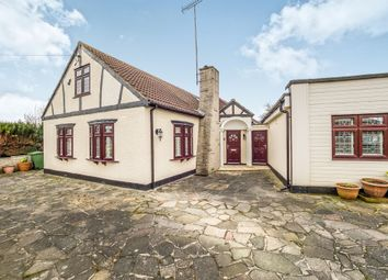 Thumbnail 4 bed detached house for sale in Hamlet Road, Collier Row, Romford