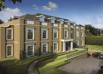 Thumbnail 3 bed flat for sale in Watford Road, Radlett, Hertfordshire