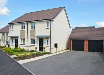 Thumbnail 3 bed semi-detached house for sale in Bell Road, Rugby