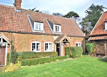 Thumbnail 3 bed cottage for sale in Hunstanton Road, Heacham, King's Lynn