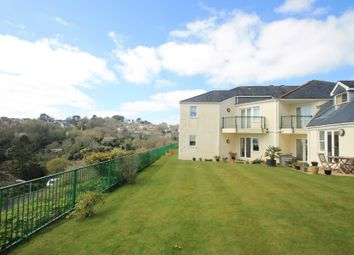 Thumbnail 3 bed flat for sale in Kingdom Place, Saltash