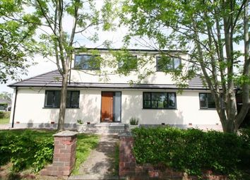 Thumbnail 4 bed bungalow for sale in Greenway Road, Heald Green, Cheshire