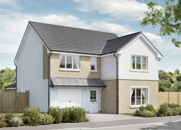 Thumbnail 3 bed semi-detached house for sale in Rosebank Development, Dunipace, Falkirk