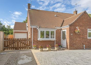 Thumbnail 2 bed bungalow for sale in Burney Close, Beverley, East Yorkshire
