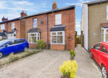 Thumbnail 2 bed semi-detached house for sale in Lower Court Road, Epsom