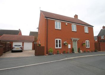 Thumbnail 4 bed detached house for sale in Beauchamp Road, Walton Cardiff, Tewkesbury